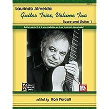 Laurindo Almeida Guitar Trios, Volume Two