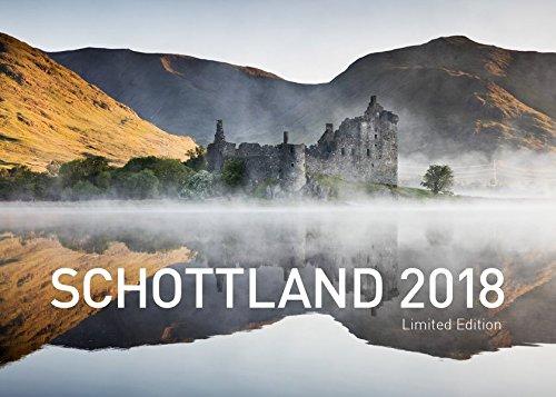 Schottland 2018 Exklusivkalender (Limited Edition)