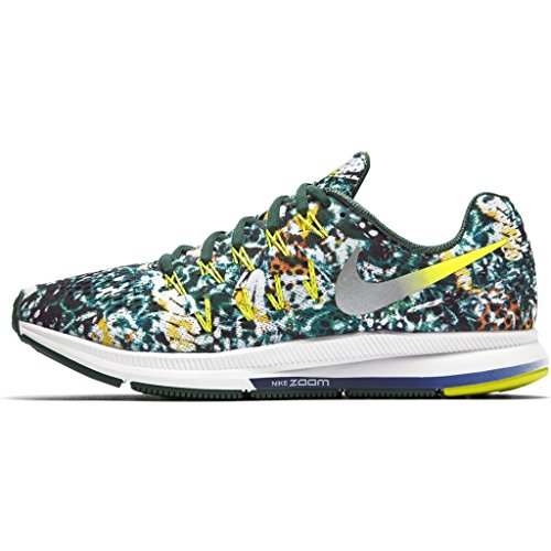 Nike 875801-400, Scarpe da Trail Running Uomo Blu (Loyal Blue / Reflect Silver-gorge Green)