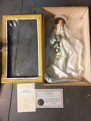 Effanbee Limited Edition Royal Bride 17