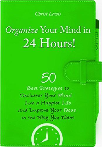 Organize Your Mind Strategies Organization ebook product image