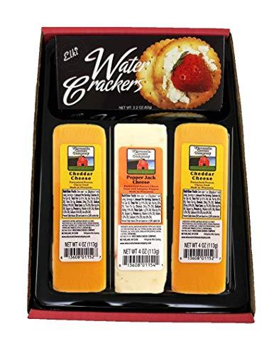 Wisconsin Cheese & Crackers ()