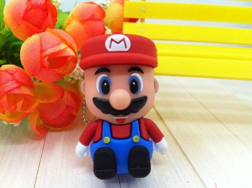 8GB Cartoon Mario USB Memory Stick