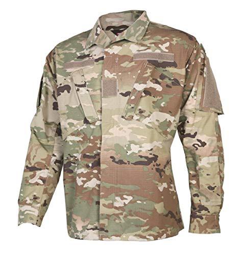 (Tru-Spec Coat, Large/Large, Scorpion)