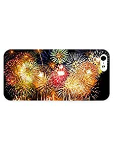 iPhone 5&5S case - Holiday - Fireworks100 3D Full Wrap for iPhone Case