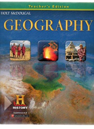 Geography, Teacher's Edition