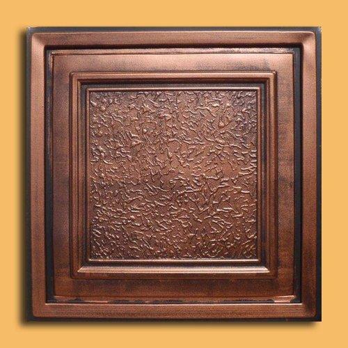 30pc Copper Black Ceiling Tiles