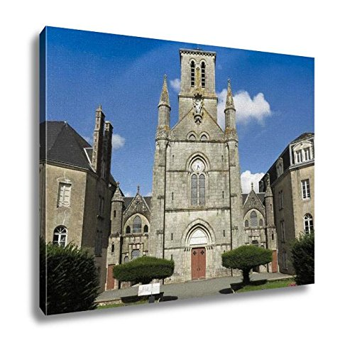 Ashley Canvas, Buildings Assembly Of The Brothers Of Christian Instruction Of S, Home Decoration Office, Ready to Hang, 20x25, AG6544405 by Ashley Canvas