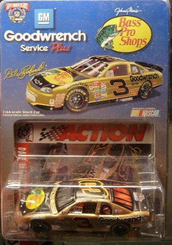 Action Racing Collectibles Platinum Series 1998