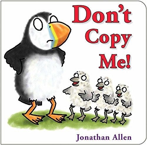 Don't Copy Me!