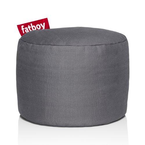 Fatboy Point Stonewashed Bean Bag, Grey by Fatboy