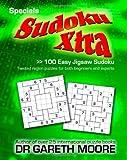 100 Easy Jigsaw Sudoku, Gareth Moore, 145363519X