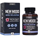 Onnit New Mood: Daily Stress, Mood, and Sleep Support Supplement (30ct)