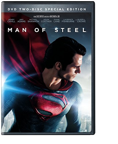 Man of Steel (Two-Disc Special Edition DVD) (Superman The Man Of Steel compare prices)