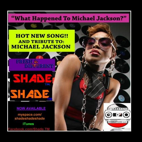 What Happened To Michael - Michael Shades Jackson