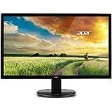 Acer 18.5インチ ワイド液晶ディスプレイ・モニター(非光沢/1366x768/200cd/100000000:1/5ms/ブラック)K192HQLbd
