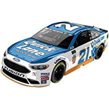 Lionel Racing Ryan Blaney #21 Quicklane 2017 Ford Fusion 1:24 Scale ARC HOTO Diecast Car