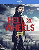 Hell On Wheels - Season 4 (Blu-ray)
