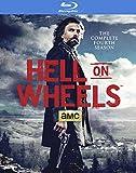 Hell On Wheels - Season 4 (Blu-ray)