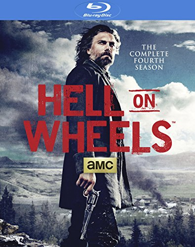 Hell on Wheels (2011) - Season 04 [Blu-ray]