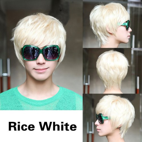 ACE Fashion Platinum Blonde Straight product image