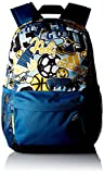 Adidas Polyester 33Liters Multicolor School Backpack