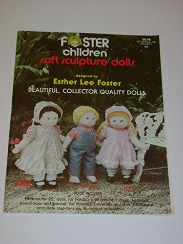 Foster Children Soft Sculpture Dolls (volume - Elf Doll Pattern