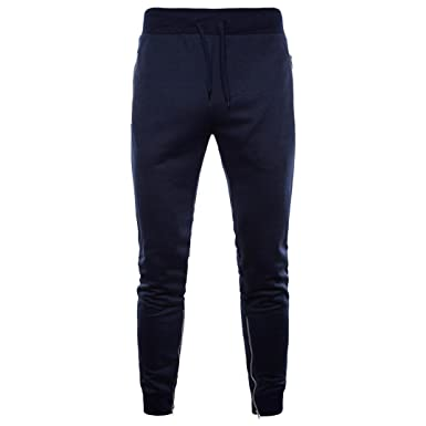 a19ab93c2e39a Pantalones Largo Hombre Chandal