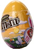 M&M's Chocolate Candy Filled Eggs, Milk Chocolate, 1-Ounce Eggs (Pack of 12)