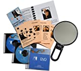 Facial Exercises On Dvd - Facial Exercises by Carolyn's Facial Fitness - Full Kit with DVD