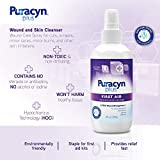 Puracyn Plus Wound and Skin Cleanser – Wound Care