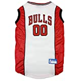 NBA CHICAGO BULLS DOG Jersey, Large