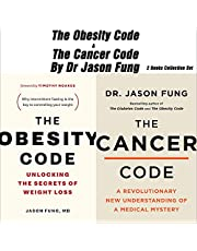 The Obesity Code & The Cancer Code by Dr Jason Fung 2 Books Collection Set
