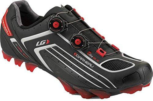 Louis Garneau T-Flex 2LS Shoes Black, 43.0 – Men's