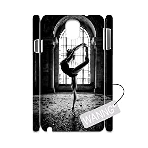Ballet Samsung Galaxy Note3 N9000 Protective 3D Case. Ballet DIY Case for Samsung Galaxy Note3 N9000 at WANNG
