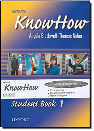 English Knowhow 1 Student Book