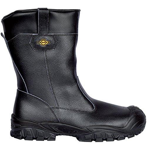 "Cofra NT340–000.w43Talla 43S3SRC–Zapatillas de seguridad ""Guadiana Color Negro"