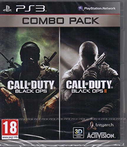 Call of Duty: Black Ops 1 & 2 Combo Pack (PS3) by ACTIVISION ()