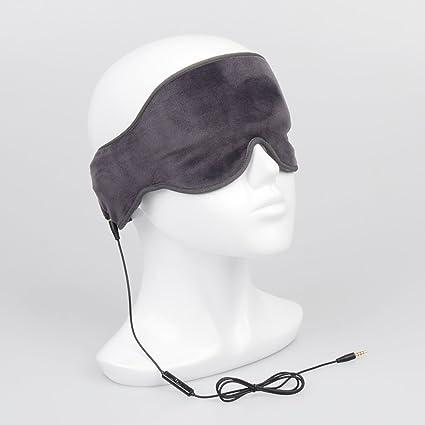 Amazon.com: Sleep Headphones Eye Mask Comfortable Washable Eye ...