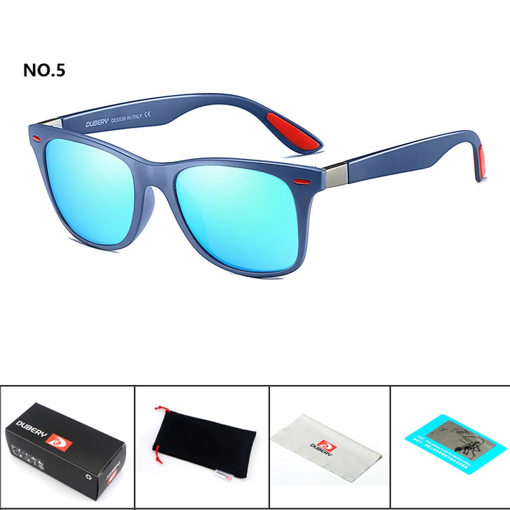 Halfbye Unisex Polarized Aluminum Sunglasses Vintage Sun Glasses For Men//Women 100/% UV protection