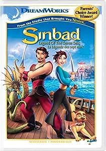 Amazon.com: Sinbad - Legend of the Seven Seas (Widescreen ...