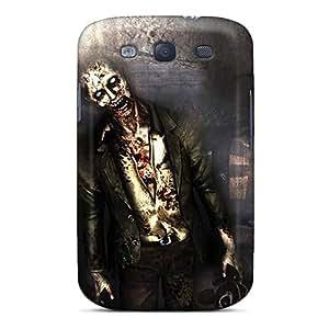 Fashion FLq1794rWaw Case Cover For Galaxy S3(zombie)