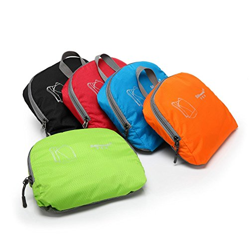 Montañismo Mochila Senderismo camping paquete impermeable mochila suspendido andamio exterior al aire libre bolsa de deporte 85L, hombre mujer, verde rojo