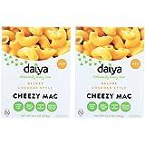 Daiya Mac & Cheese Cheddar Deluxe 10.6 oz (Pack of 2)