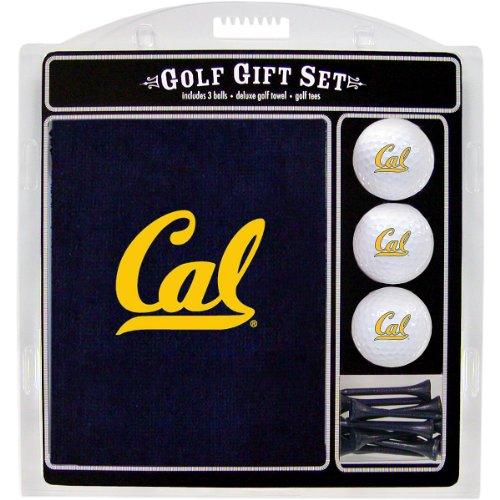 Bears Embroidered Golf Towel - NCAA Cal Bears Embroidered Golf Towel 3 Golf Ball & Golf Tee Set