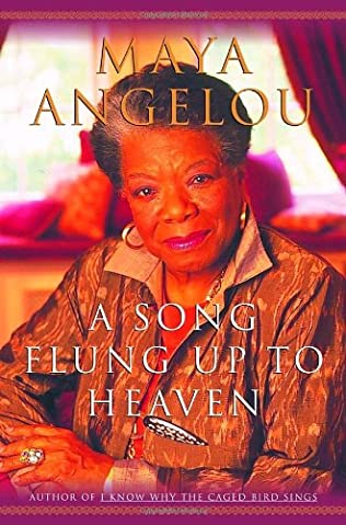 book cover of A Song Flung Up to Heaven