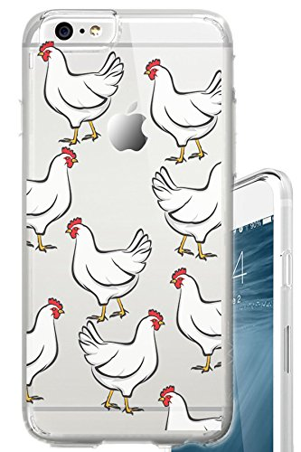 iphone-6s-case-chickens-overload-cock-farm-animal-funny-clear-translucent-transparent-unique-design-