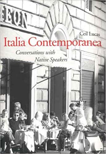 Lataa pdf-oppikirjat Italia Contemporanea: Conversations with Native Speakers (Yale Language Series) by Ceil Lucas PDF CHM ePub