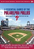 Essential Games of the Philadelphia Phillies by A&E HOME VIDEO by Major League Baseball