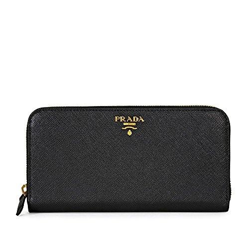 Prada Women's Saffiano Leather Black